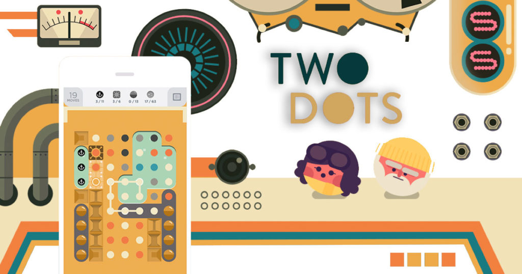 Two Dots best mobile games