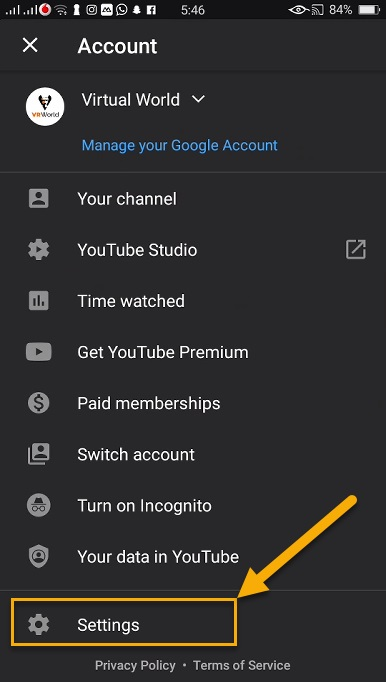 restricted mode on youtube