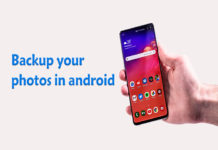 best backup photos apps for android