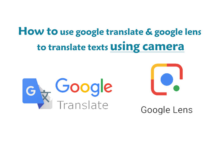 google translate using camera