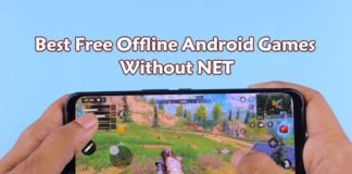 offline android games without internet
