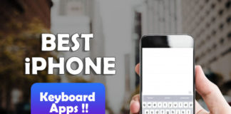 Best keyboard for iPhone