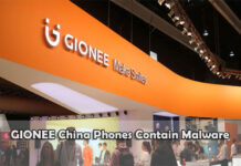 gionee china phones