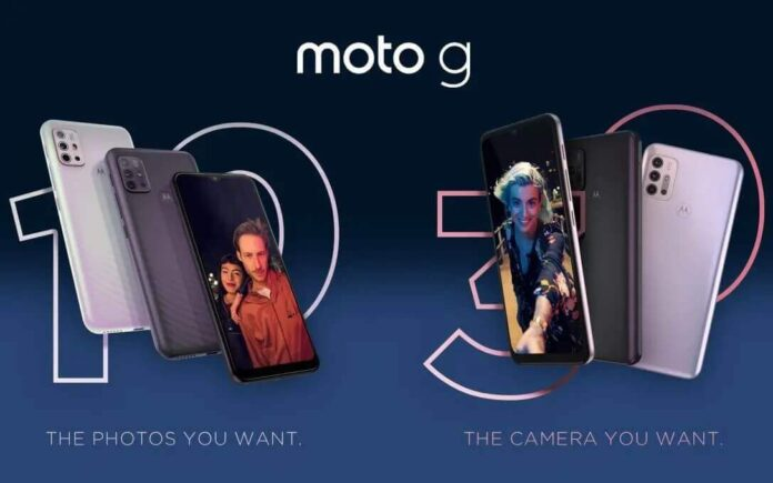 Motorola launches two new mid-range phones for less than 200 euros