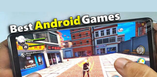 best offline android games without Wifi