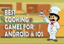 best cooking game app