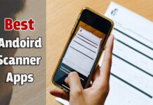 Best android scanner document scanning apps
